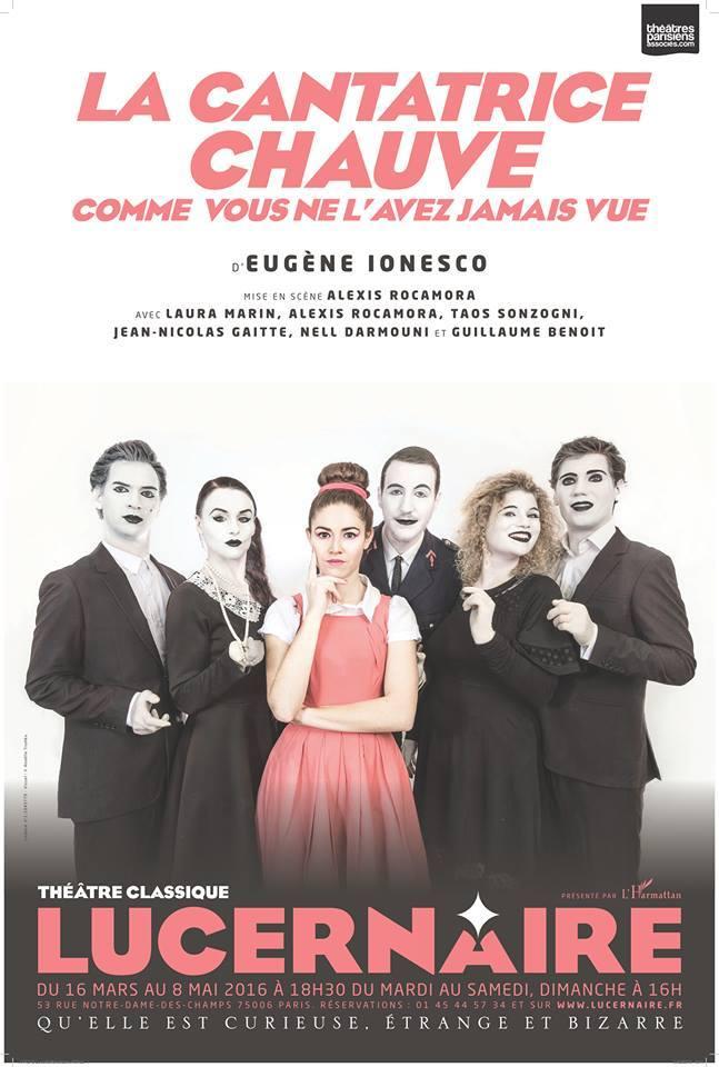 Affiche La Cantatrice Chauve - Eklektike.jpg