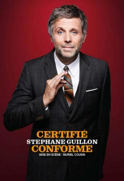 Stéphane Guillon Eklektike Certifié conforme